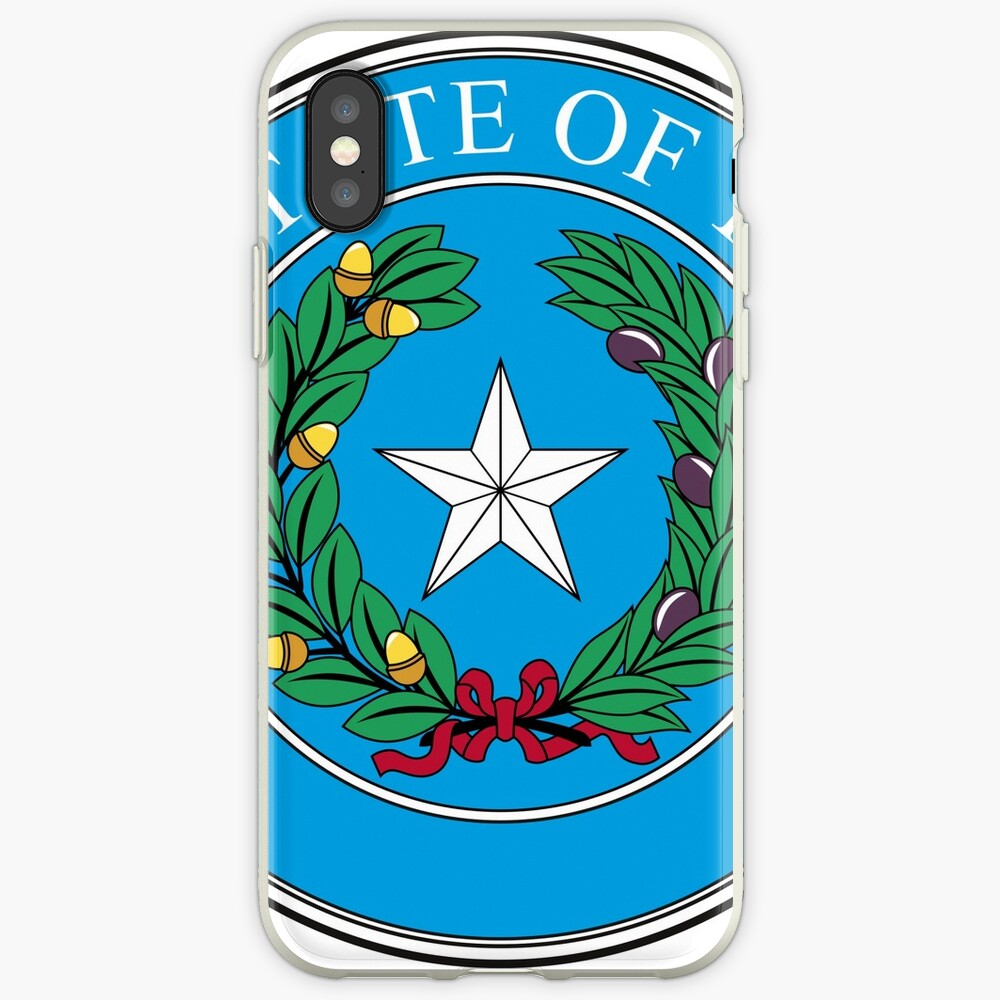 Seal of Texas iPhone Case & Cover