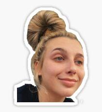 Emma Chamberlain Sticker