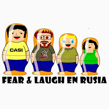 Fear & Laugh in Russia by FearAndLaugh