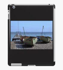 Twin Boats, Tweedledum and Tweedledee... iPad Case/Skin
