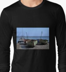 Twin Boats, Tweedledum and Tweedledee... Long Sleeve T-Shirt