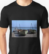 Twin Boats, Tweedledum and Tweedledee... Unisex T-Shirt