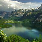 Hallstätter Lake by Béla Török