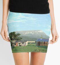 Te Ahumata in the sunlight......!!! Mini Skirt