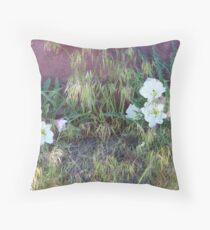 Desert Penroses Throw Pillow