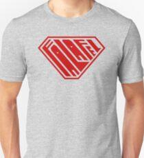Falafel SuperEmpowered (Red) Unisex T-Shirt