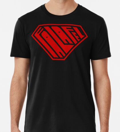 Falafel SuperEmpowered (Red) Premium T-Shirt