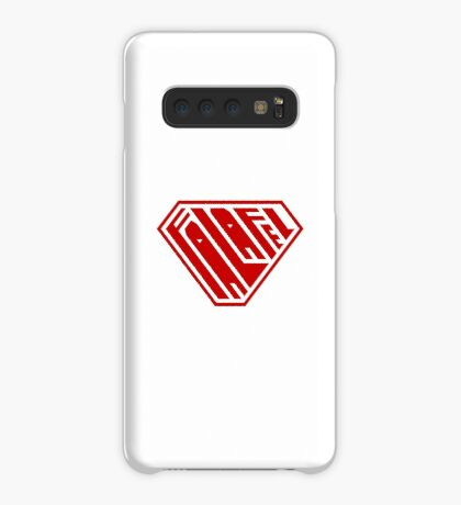 Falafel SuperEmpowered (Red) Case/Skin for Samsung Galaxy
