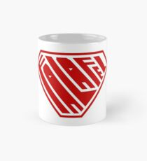 Falafel SuperEmpowered (Red) Classic Mug