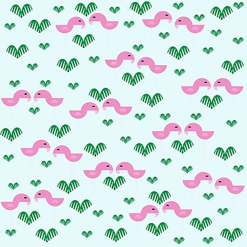 Love of Flamingos by Senza
