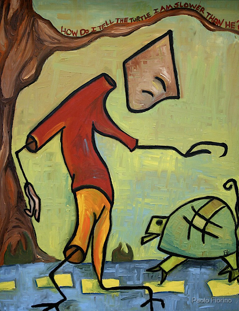 """""""Taking From The Turtle"""" by Paolo Fiorino"""