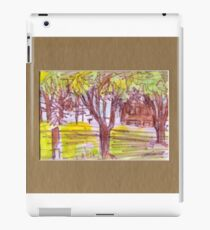 PARK DAY iPad Case/Skin