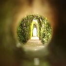The Keyhole.. by Jessicalynnw