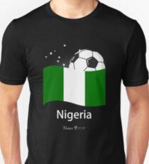 Nigeria Soccer World Cup 2018 Unisex T-Shirt