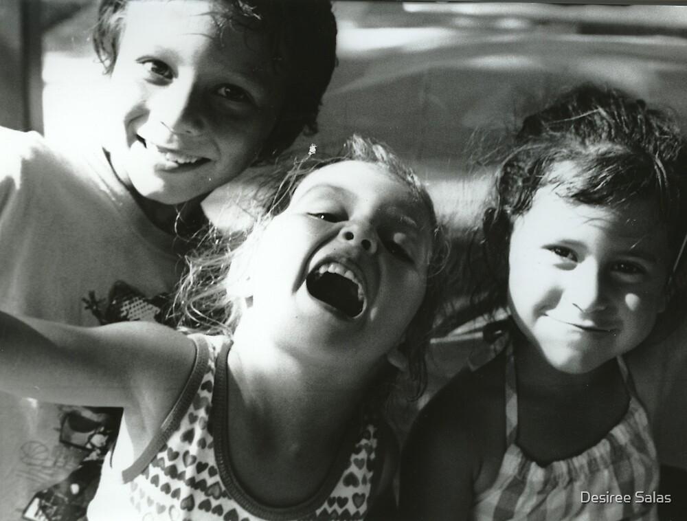 Cousins by Desiree Salas