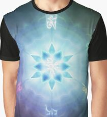 The Jewel in the Lotus Graphic T-Shirt