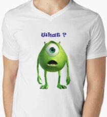 what's the matter ? Men's V-Neck T-Shirt
