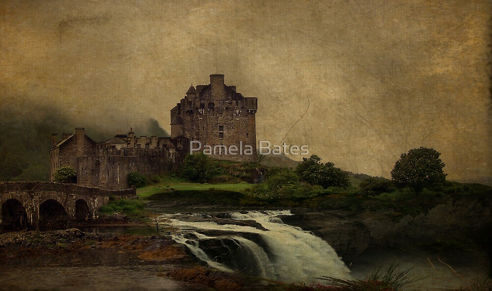 Castle Rock by Pamela Bates