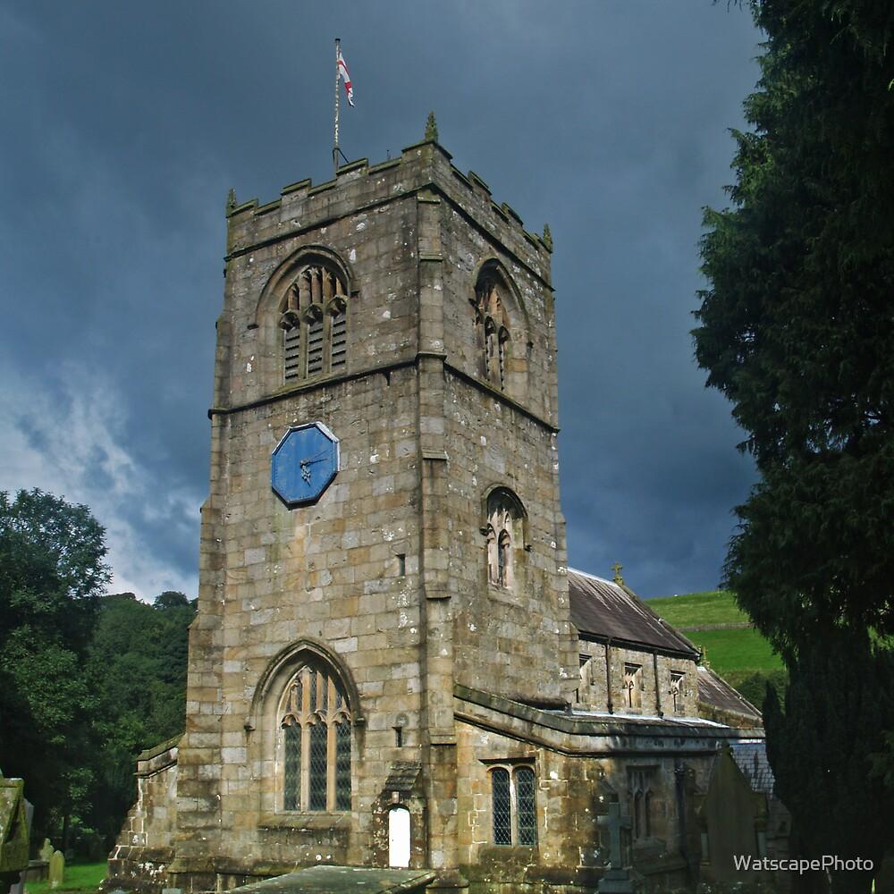 St. Wilfred's, Burnsall 2 by WatscapePhoto