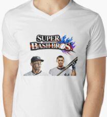 Yankees Men's V-Neck T-Shirt