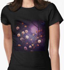 Woodland Starlight Women's Fitted T-Shirt