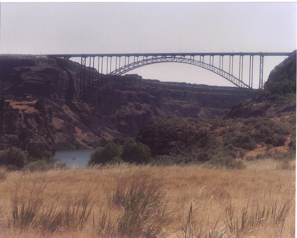 Perrine Bridge by Paula Thompson