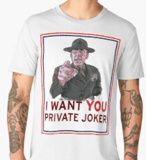 Full Metal Jacket Private Joker Men's Premium T-Shirt