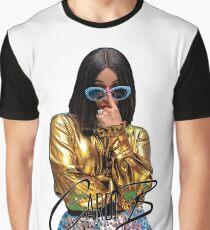 Cardi B Graphic T-Shirt