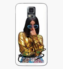 Cardi B Case/Skin for Samsung Galaxy
