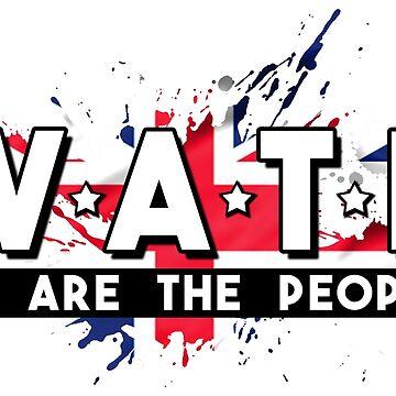 Glasgow Rangers We Are The People WATP by trueblueapparel