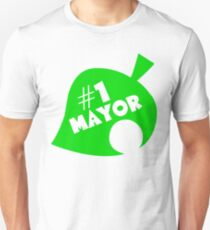 #1 Mayor - Animal Crossing T-Shirt