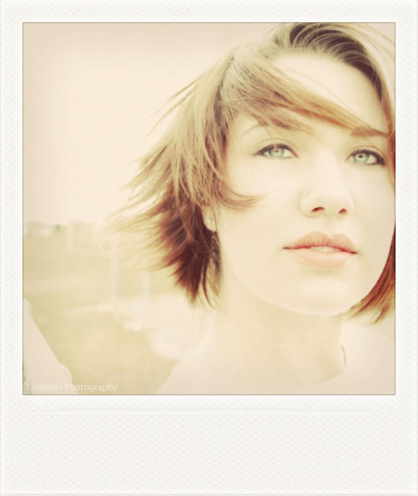 Alannah Hickson - Polaroid by lisabella
