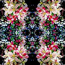 Apple Blossom Confetti 6970 Sparkle Variation by Candy Paull