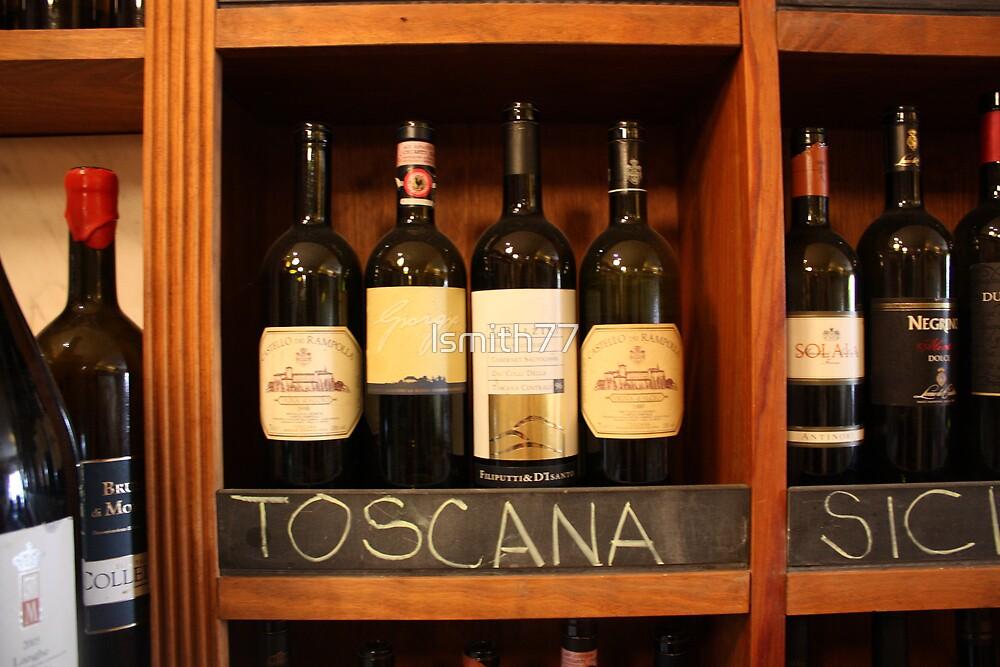 Vino Toscana by lsmith77