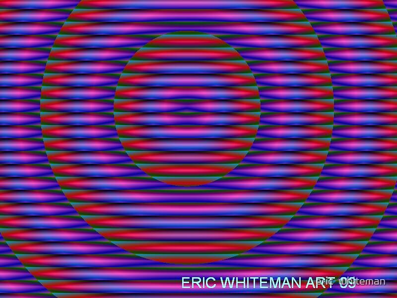 ( REGRET ) ERIC WHITEMAN  ART   by eric  whiteman