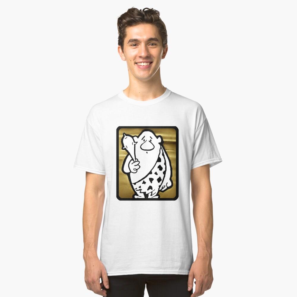 SCRATCH, The Original Caveman Classic T-Shirt