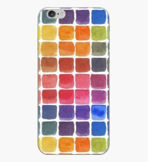 Mix it Up! - Watercolor Mixing Chart iPhone Case