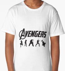 avengers Long T-Shirt
