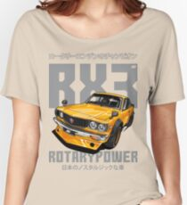 Mazda RX3 Women's Relaxed Fit T-Shirt
