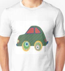 Kids Car T-Shirt