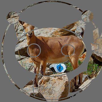 Automaton - Mountain Goat by hairybones1997