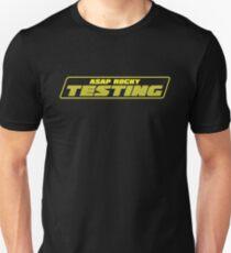 7217963b4fc3ab TESTING Unisex T-Shirt