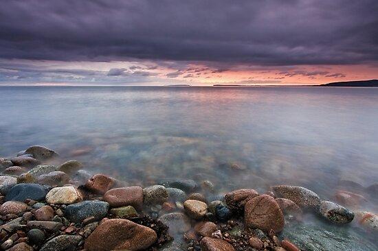Sunrise St Anns Bay Nova Scotia by EvaMcDermott