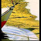 Boat have eyes by hady elwy