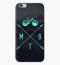 MTB Nomad iPhone Case