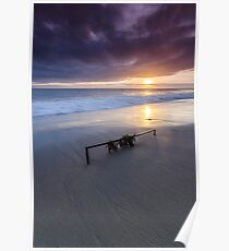 Sand Bar Poster