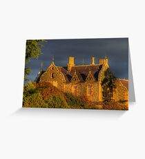 Abercrombie House Greeting Card