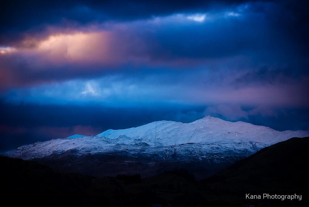 Blue Sky by Kana Photography