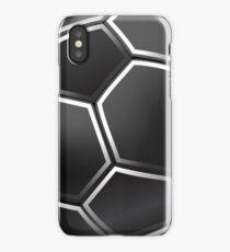 Black Football Ball iPhone Case  / Samsung Galaxy Case iPhone Case