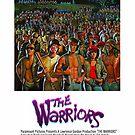 Die Krieger 1979 Remastered USA Poster von Candywrap Design